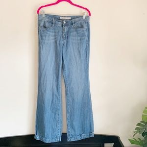 Old Navy High Waist Wide Leg Denim Jean 6